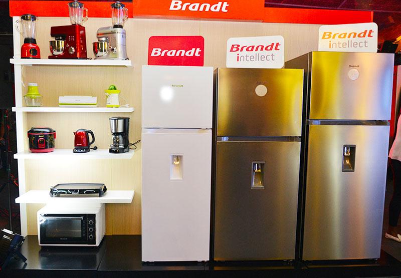 Brandt ciblera 20 % de parts du marché à l'horizon de 2021
