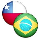 Coupe du monde 2010 - 28 juin 2010 - Brésil / Chilie