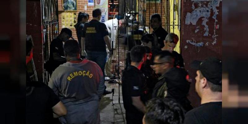 Une tuerie dans un bar au Brésil fait onze morts