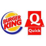 Burger King France annonce être en négociations pour racheter Quick