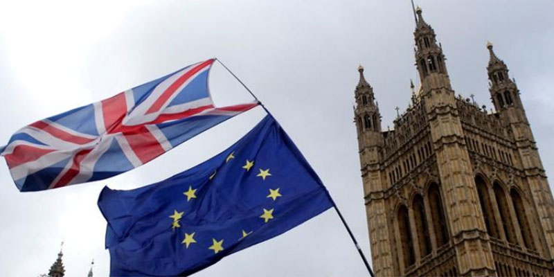 حكومة بريطانيا تنشر سيناريوهات الفوضى في حالة الخروج من الاتحاد الأوروبي دون اتفاق