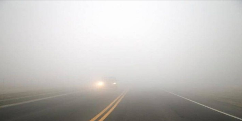 Des bancs de brume et de brouillard localement dense demain matin