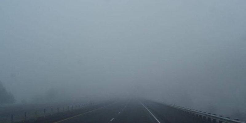 الرصد الجوي يحذّر مستعملي الطريق من الضباب الكثيف
