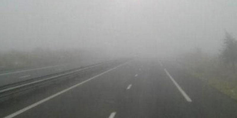 Brume et brouillard demain matin