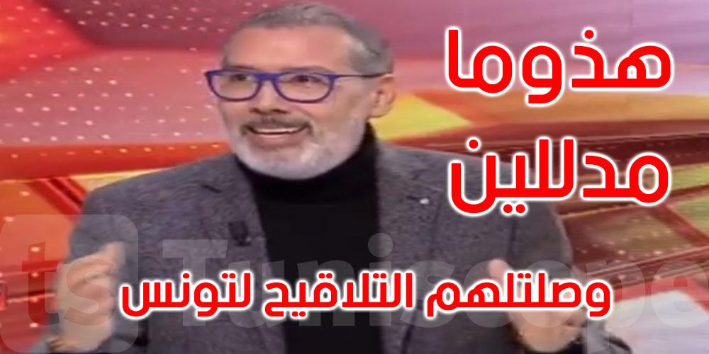 بالفيديو: برهان بسيس: هناك مسؤولين تونسيين قاموا بالتلقيح ضد كورونا