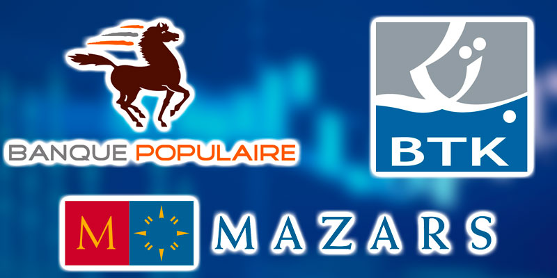 Mazars accompagne la BCP pour l'acquisition de la BTK en Tunisie
