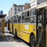6 Bus de la Transtu pris en otage à la Manouba