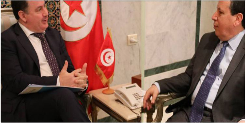 Le Ministre des Affaires étrangères invité par son homologue argentin à visiter Buenos Aires