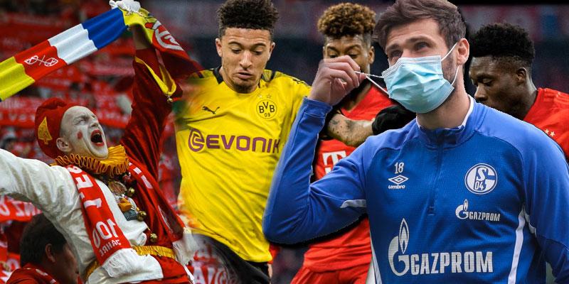 Adieu les week-ends sans foot, la Bundesliga reprend aujourd'hui