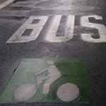 Des couloirs spécifiques pour les bus, taxis et camions