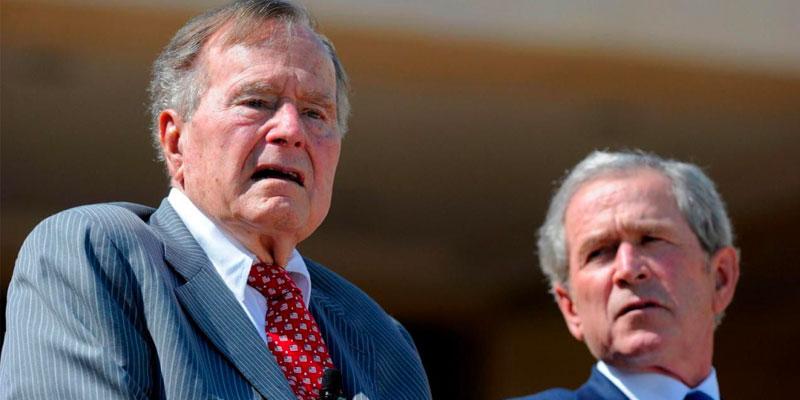 Décès de George Bush à 94 ans
