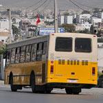 Les chauffeurs de bus de la Transtu menacent d'entrer en grève partir du 9 Août