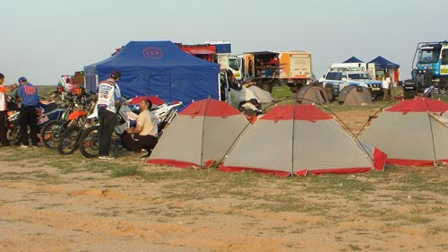 Rallye Tunisie : Etape 2 : TUNIS / OUED MELLAH