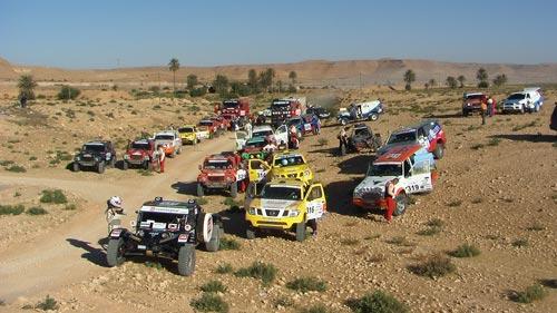 Suivre le rallye Oil Libya Tunisie live