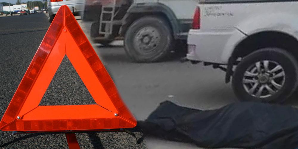 وفاة إمرأة دهستها حافلة في حمام سوسة
