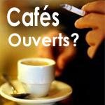 La polémique autour de l'ouverture des cafés tunisiens pendant Ramadan