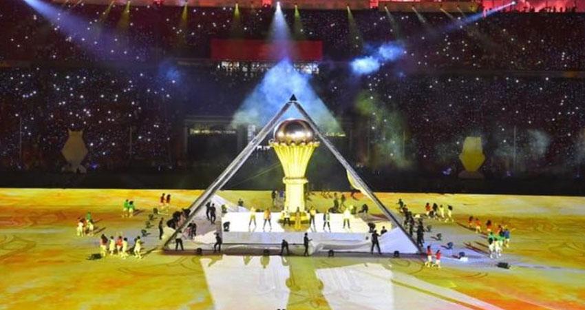 الكاف: حفل افتتاح امم افريقيا 2019 خطف أنظار العالم