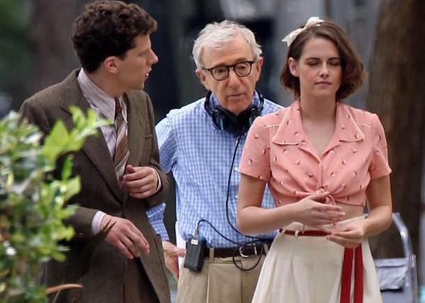 Cannes 2016 : Café Society de Woody Allen présenté en ouverture