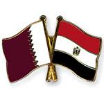 السفير القطرى يغادر القاهرة ويرفض الادلاء باي تصريجات