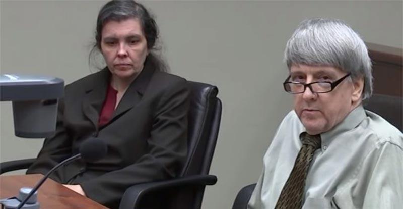 السجن مدى الحياة لوالدين أمريكيين عذّبا أولادهما الـ13 في ''منزل الرعب''