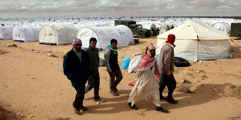 Se préparer à l'affluence des réfugiés pour épargner au pays une situation insupportable, recommande Chahed