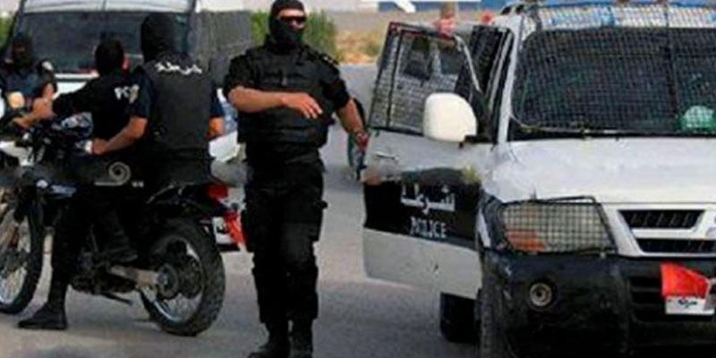Plusieurs arrestations lors d'une campagne sécuritaire