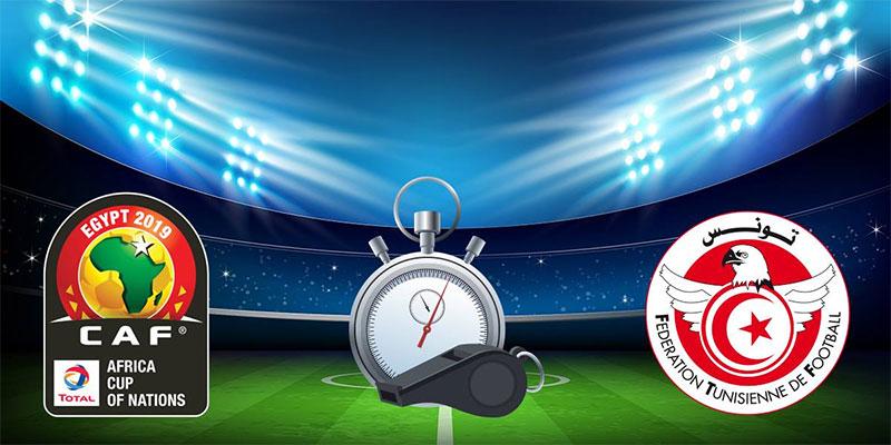 لأول مرة في تاريخ الكان، خمسة حكام تونسيين مرشحين لإدارة النهائيات