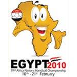 Arrivée des sélections nationales de handball au Caire