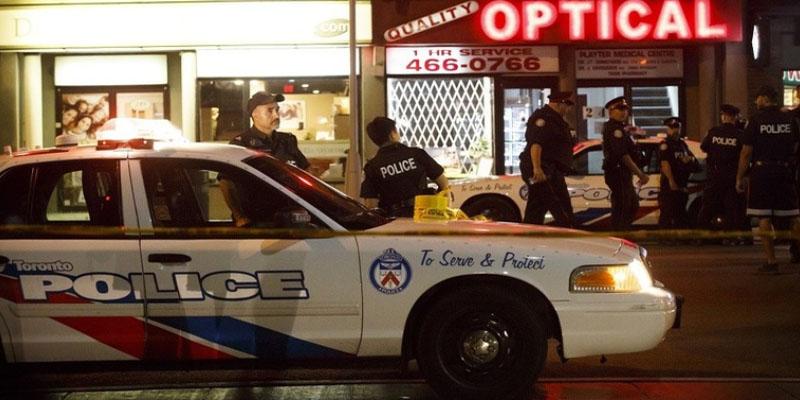 كندا: إصابة 5 أشخاص في إطلاق نار في ناد ليلي بمدينة تورونتو