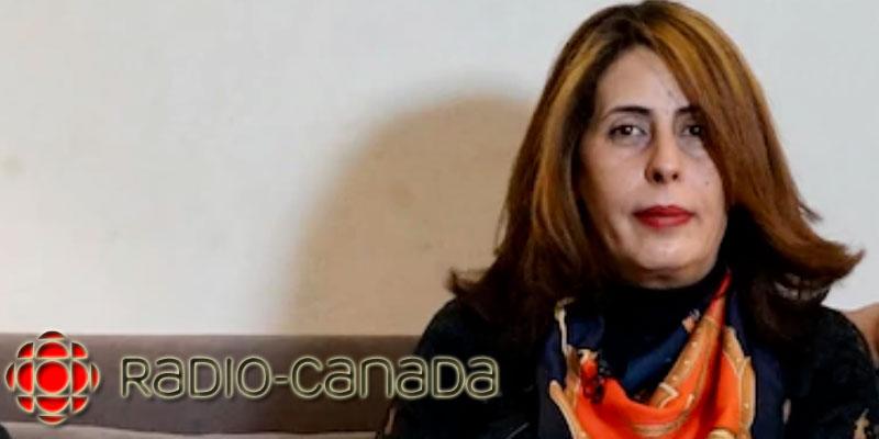 Condamnée à la prison à cause d'une publication sur Facebook, la blogueuse Amina Mansour raconte…