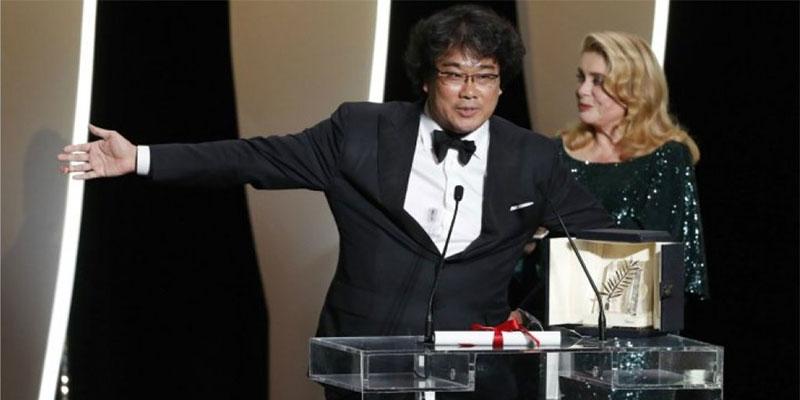 كان 2019: فيلم كوري جنوبي يفوز بالسعفة الذهبية
