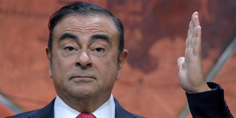 فرنسا ترفض تسليم كارلوس غصن في حال دخوله أراضيها