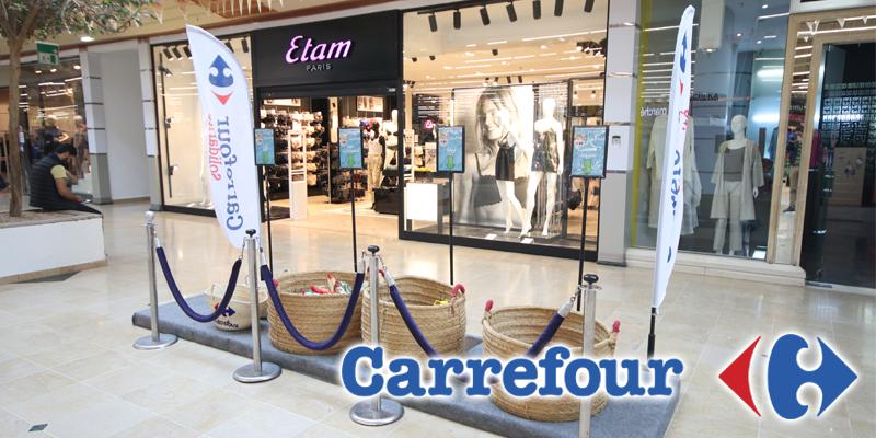 En Vidéo : 10ème Edition Carrefour Solidarité : Couffin de Ramadan