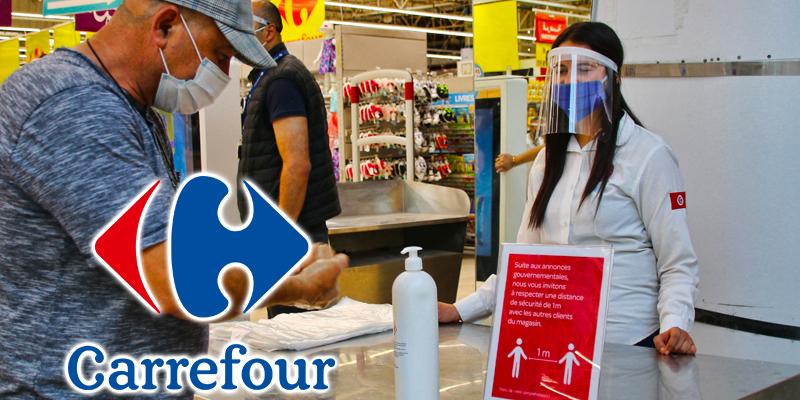 En vidéo : Avec Carrefour, Tous mobilisés pour votre Santé