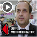 En vidéo : Retrouvez les nouveautés chez Carrefour Informatique au SIB 2015