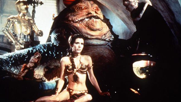 Décès de Carrie Fisher, la célèbre princesse Leia dans les Star Wars tournés en Tunsie