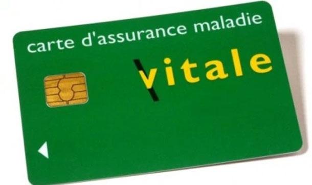 La carte vitale, d'assurance maladie est pour bientôt