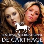 Festival de Carthage : Toujours pas de confirmation pour Adèle et Shakira