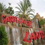 Face à une situation incontrôlable, Carthage-Land a fermé ses portes