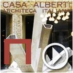 En vidéo : Inauguration de la CASA ALBERTI Architecta Italiana