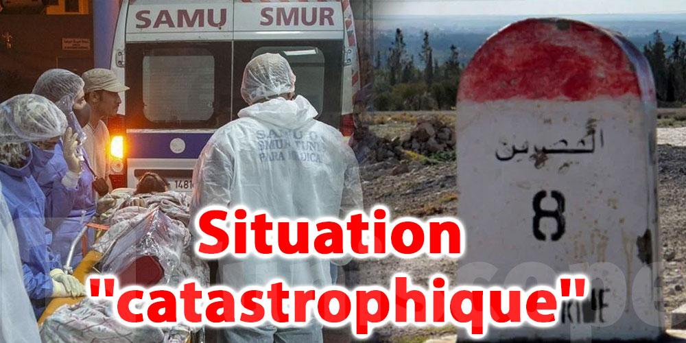 Tunisie: La situation à Kasserine est catastrophique