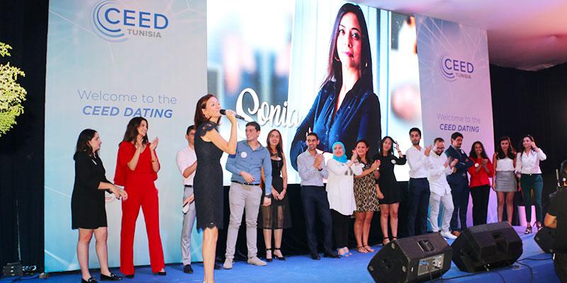 En photos : CEED Tunisie honore ses jeunes entrepreneurs diplômés