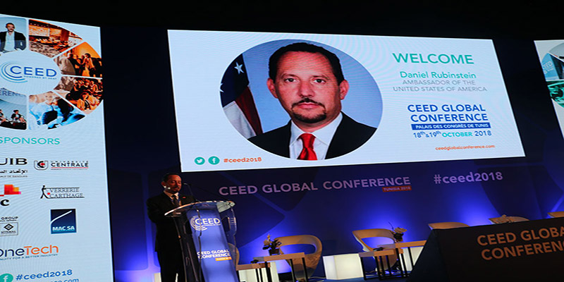 En photos:L'ouverture de CEED GLOBAL CONFERENCE 2018