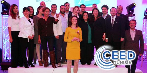 En Vidéo : Remise de diplômes aux jeunes entrepreneurs lauréats du programme CEED