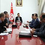 خلية الأزمة تدعو الأطراف الليبية الموجودة في تونس إلى عدم ممارسة أي نشاط سياسي دون إعلام مسبق