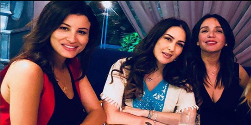 En photos : Comment les célébrités tunisiennes passent-elles leurs soirées ramadanesques
