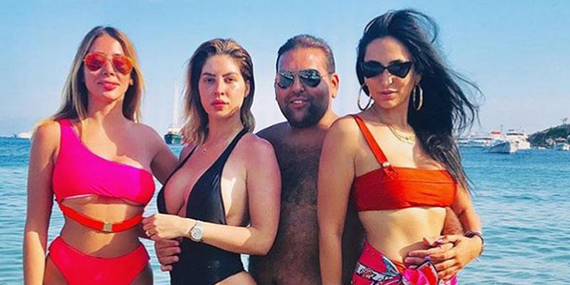 En photos : Où et comment les célébrités tunisiennes passent-elles leurs vacances ?