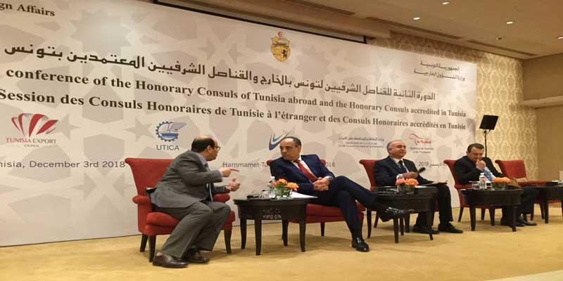 L'évolution des échanges commerciaux de la Tunisie