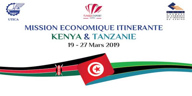Le CEPEX, l'UTICA et la CCIC à la conquête du KENYA & TANZANIE