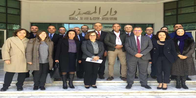 Cepex : Atelier de formation : Renforcement des capacités des bureaux du CEPEX à l'étranger